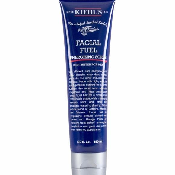 Kiehl's Other - NEW Kiehl's Facial Fuel Scrub for Men 5oz